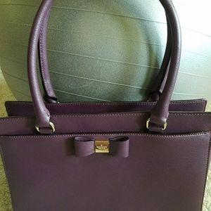 Kate Spade Jovie Renny Drive Leather Handbag NWT